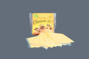 Individual Wrapped Cheese Slices