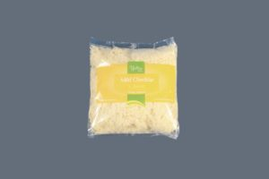 Grated White Mild Cheddar