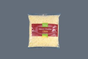 Grated White Mature Cheddar