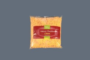 Grated Red Mature Cheddar