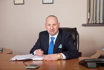 Ian Galletly - Ingredient Solutions Ltd Managing Director