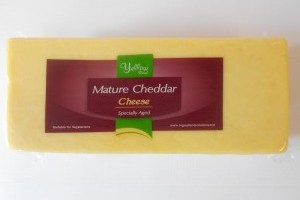 Mature Cheddar Block