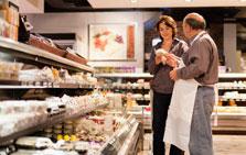 Ingredient Solutions supermarket