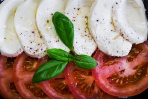 Mozzarella prices q3 2018