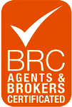 BRC Agents and Brokers Cetificated