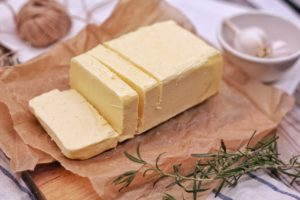 butter in the dairy market