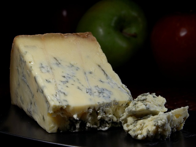 New study sheds light on the origin of blue cheese
