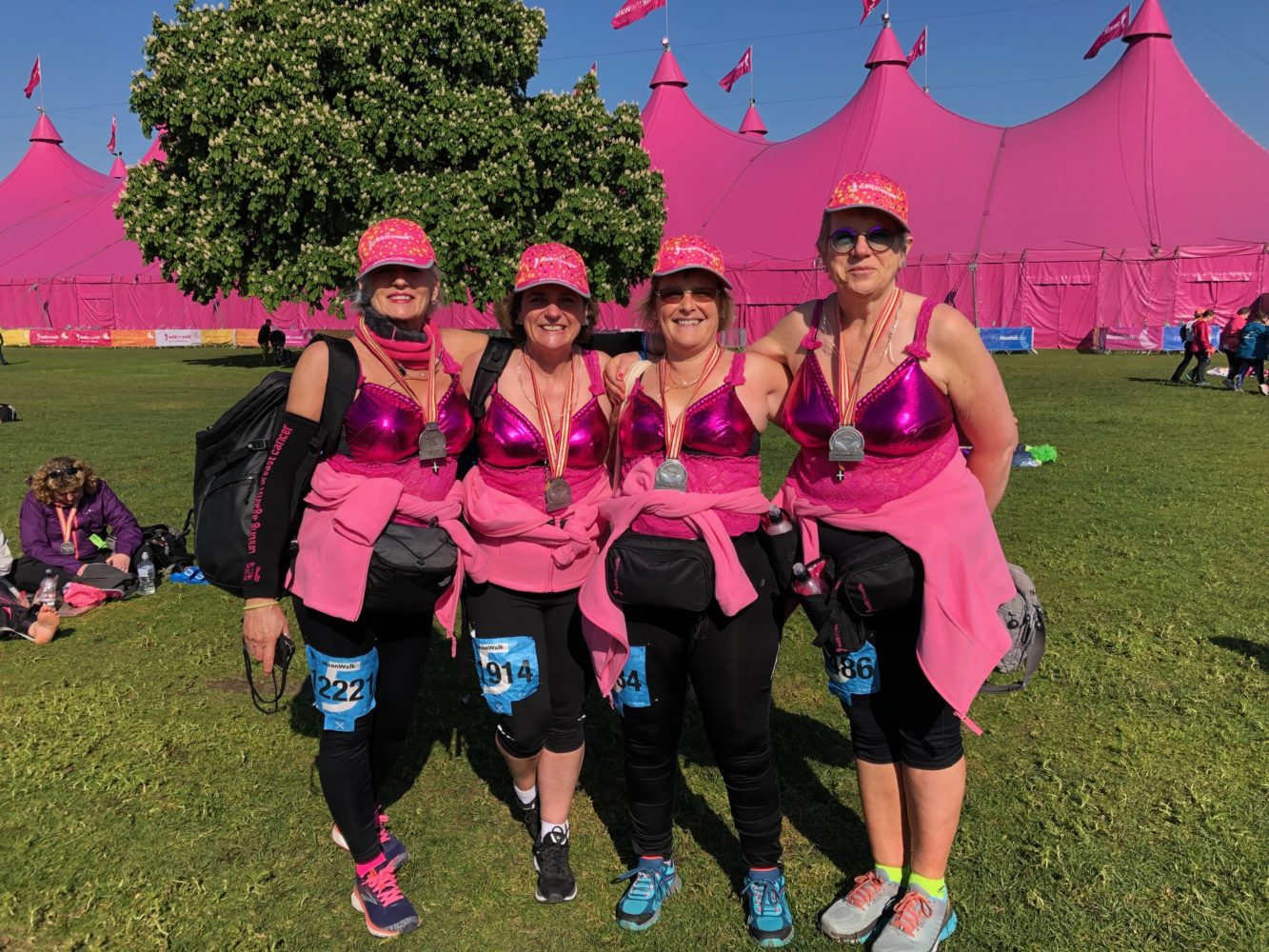 The MoonWalk London 2019 – Marathon Walk