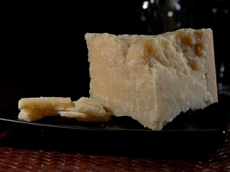 Grana Padano Cheese May Lower Blood Pressure