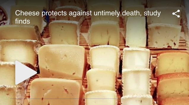 cheese health video