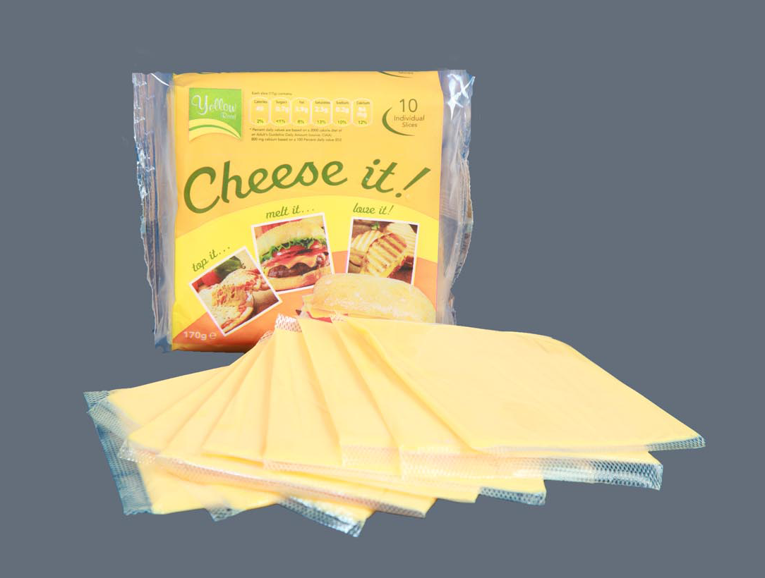 wrapped cheese slices wholesale