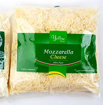 yellow road mozzarella cheese