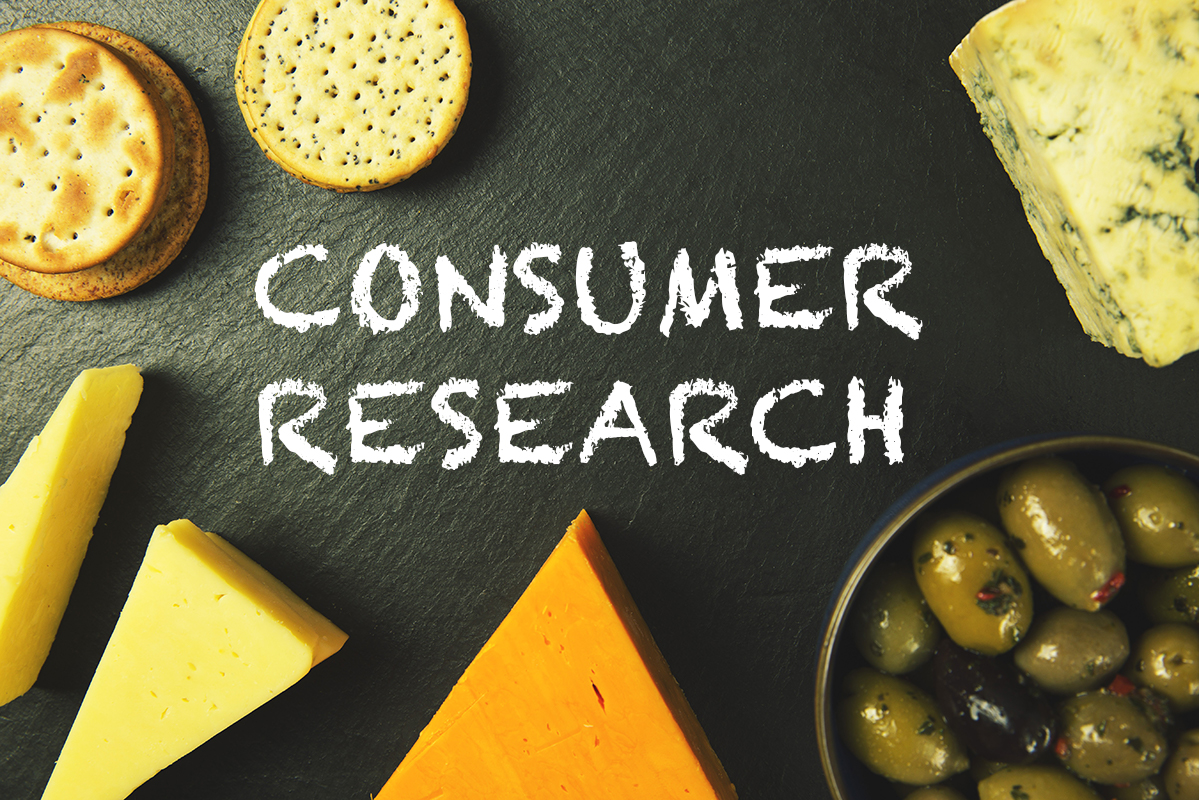consumer research cheddar