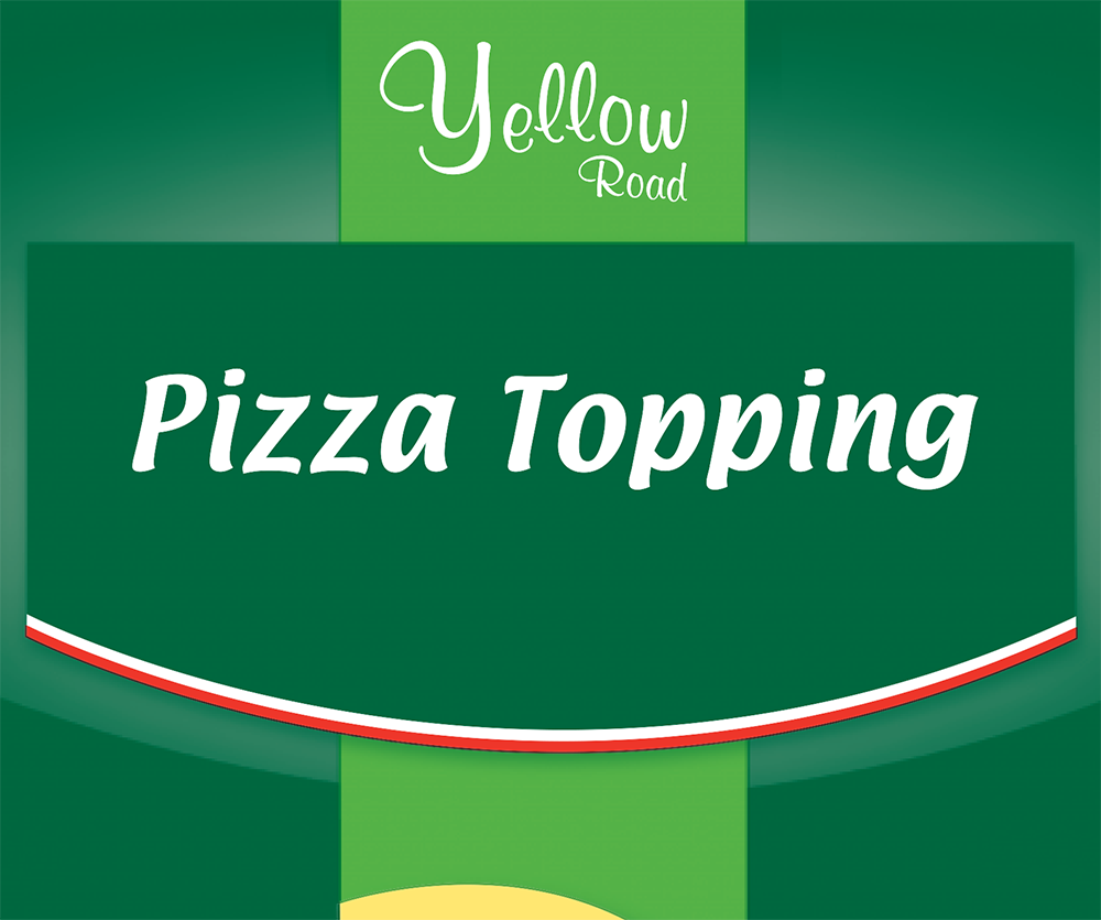 pizza topping for food service providers