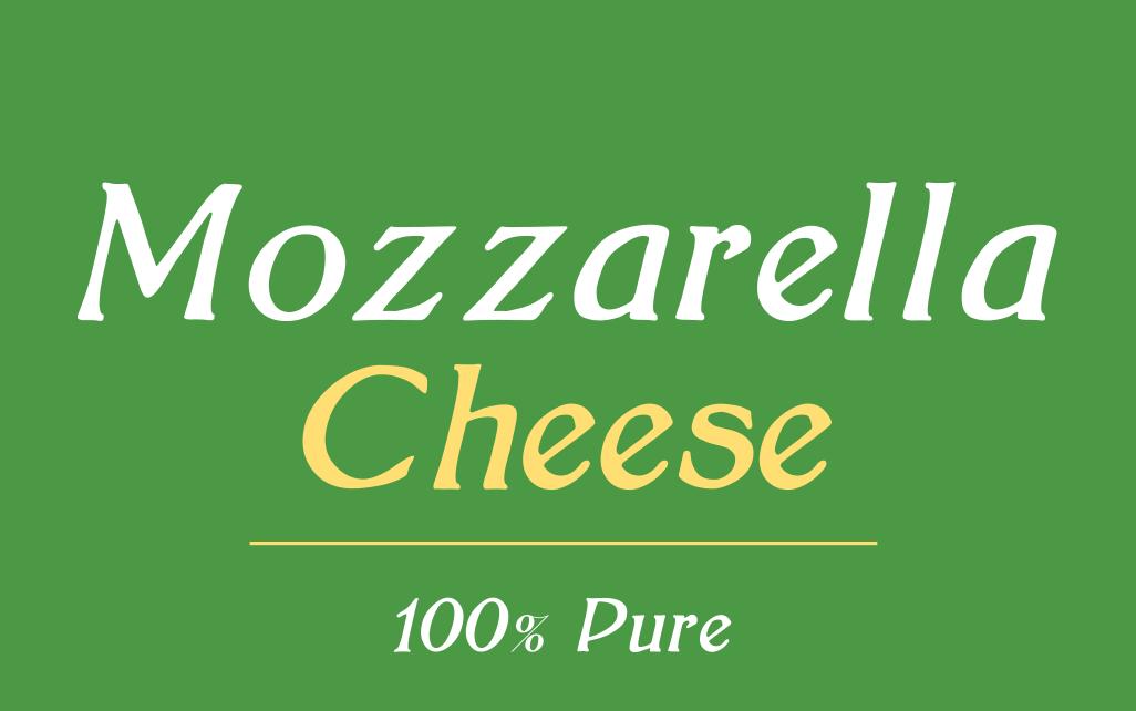 Yellow Road Mozzarella