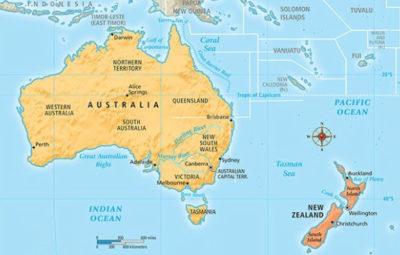 newzealand australia